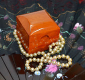 De Juwelen van vrouwen Royalty-vrije Stock Afbeelding