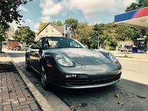 De Kaaiman S van Porsche Royalty-vrije Stock Afbeeldingen