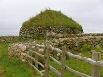 De Kaap Breton van het hooglanddorp n royalty-vrije stock afbeeldingen