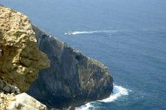 De Kaap van Espichel Stock Foto