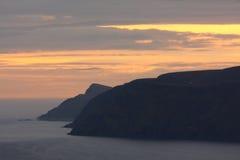 De Kaap van het noorden Stock Afbeeldingen