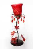 De kaars van de bloem Stock Afbeeldingen