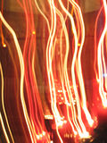 De Kaarsen van de kerk Stock Afbeelding