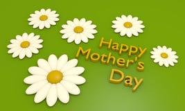 De kaart van de moederdag Royalty-vrije Stock Fotografie