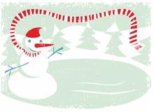 De kaart van Kerstmis Royalty-vrije Stock Fotografie
