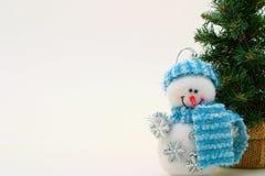 De kaart van Kerstmis Stock Fotografie
