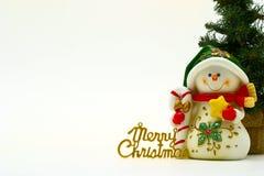De kaart van Kerstmis Royalty-vrije Stock Afbeelding