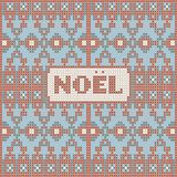De Kaart van de Kerstmisuitnodiging Vector illustratie Royalty-vrije Stock Foto's