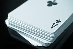 De Kaarten van het spel Stock Fotografie