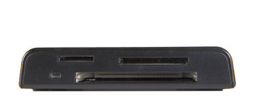 De kaartlezer van USB Royalty-vrije Stock Afbeelding