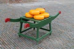 De Kaas van Amsterdam Stock Afbeelding