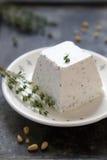 De kaas van de geit Royalty-vrije Stock Fotografie