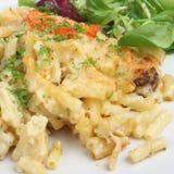 De Kaas van de macaroni Royalty-vrije Stock Foto