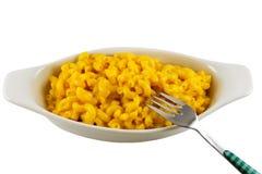 De Kaas van de macaroni Stock Afbeelding