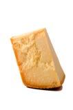De kaas van de parmezaanse kaas stock afbeeldingen