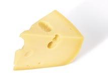 De kaas van de plak Stock Foto's