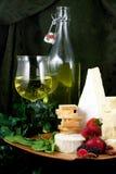 De kaas van de specialiteit Royalty-vrije Stock Fotografie