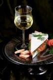 De kaas van de specialiteit Royalty-vrije Stock Afbeeldingen