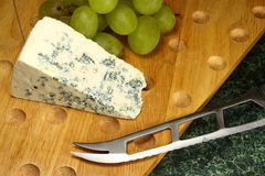 De kaas van de vorm stock afbeelding