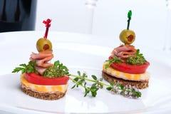 De kaas van Pesto Stock Fotografie