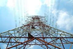 De kabel van de macht Royalty-vrije Stock Afbeeldingen