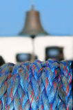 De kabel van de meertros Stock Fotografie