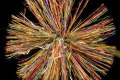 De kabel van de telefoon Royalty-vrije Stock Afbeeldingen
