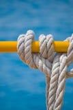 De kabel van de wond royalty-vrije stock fotografie
