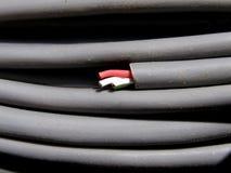 De kabel van gegevens stock foto