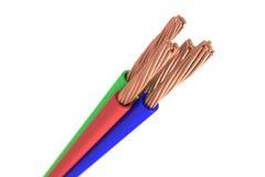De kabel van het koper royalty-vrije illustratie
