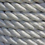 De kabel van het schip Stock Afbeeldingen