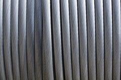 De Kabel van het staal Royalty-vrije Stock Afbeeldingen