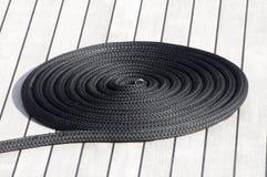 De kabel van het zeil Royalty-vrije Stock Fotografie