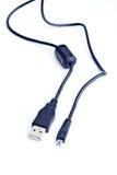De kabel van Usb Stock Foto's