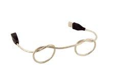 De kabel van Usb Royalty-vrije Stock Afbeelding