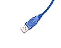 De Kabel van USB royalty-vrije stock foto's