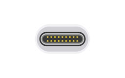 De kabel van USB type-c royalty-vrije illustratie