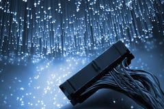 De kabel van winde Royalty-vrije Stock Afbeeldingen