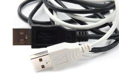 De kabels van gegevens Royalty-vrije Stock Foto