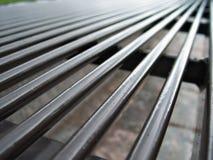 De kabelspatroon van het staal royalty-vrije stock afbeelding
