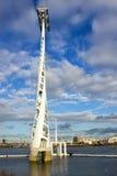 De kabelwagen van emiraten, Londen Royalty-vrije Stock Foto's