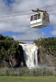 De Kabelwagen van Montmorency stock fotografie