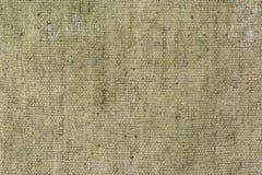 De kaki textuur van de kleuren oude stof stock foto's