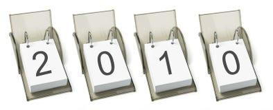 De Kalenders van het bureau Royalty-vrije Stock Foto