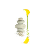 De Kalmte van Zen Royalty-vrije Stock Fotografie