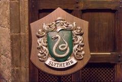 De kam van het Slytherinhuis Stock Afbeeldingen
