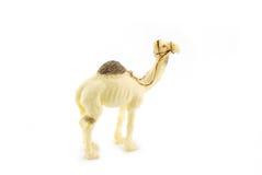 De kameel van het stuk speelgoed Stock Afbeelding