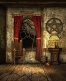 De kamer royalty-vrije illustratie