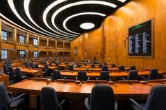 De Kamer Huis van het Noord- van Dakota Royalty-vrije Stock Afbeeldingen