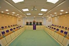 De Kamer van de Raad Royalty-vrije Stock Afbeeldingen